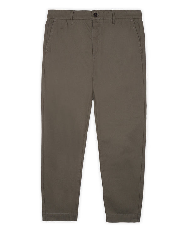 Canvas Trouser - Khaki