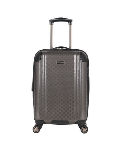 "Carlisle 20"" Upright Carry-On Luggage - Charcoal"