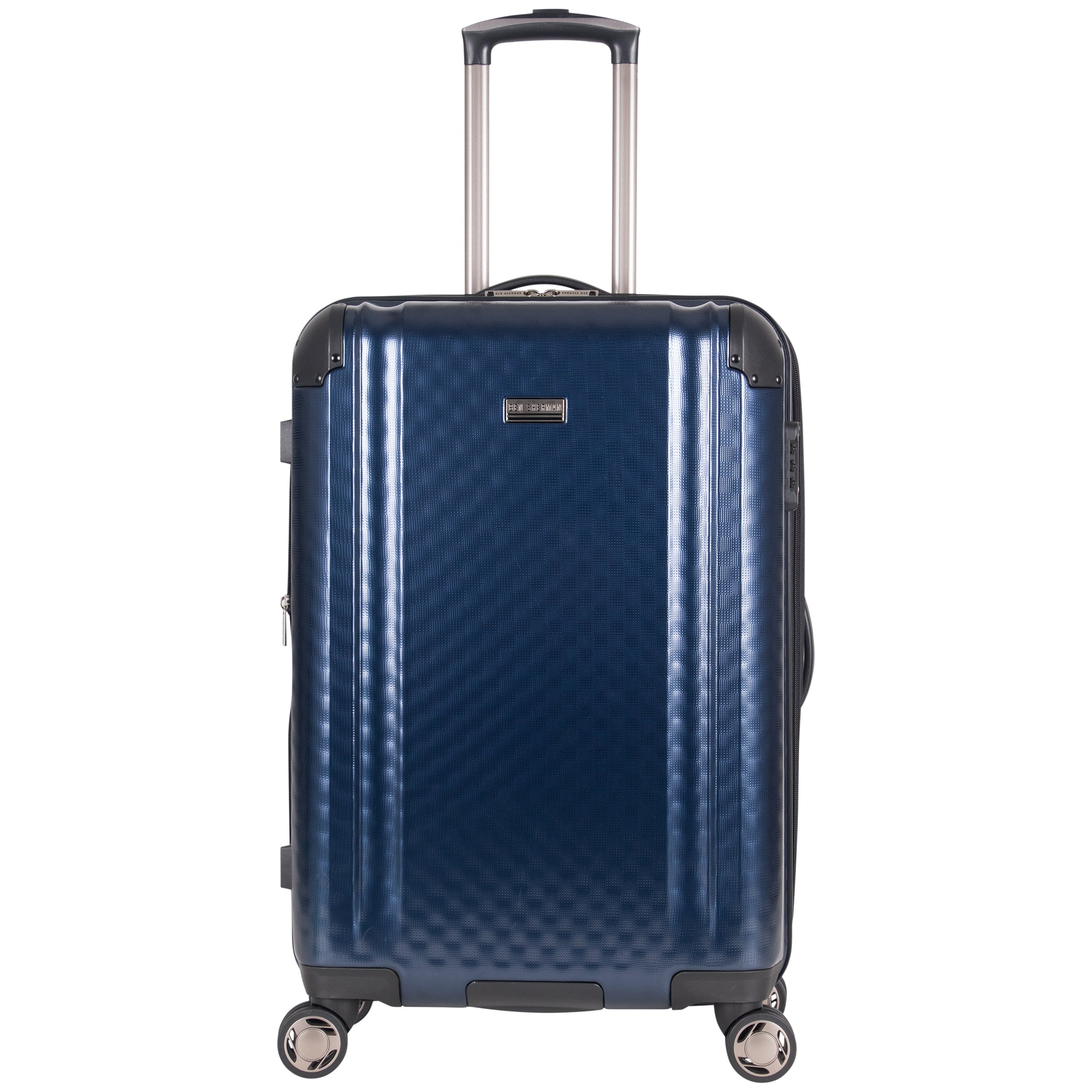 "Carlisle 24"" Upright Checked Luggage - Navy"