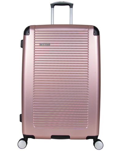 "Norwich 28"" Hardside Expandable Luggage - Rose Gold"