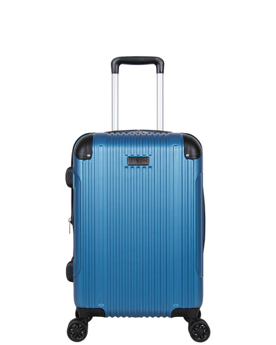 "Heathrow Haul 20"" Lightweight Expandable Carry-On Luggage - Vivid Blue"