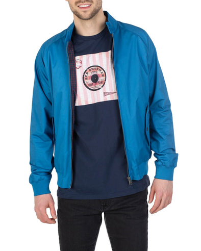 Harrington Jacket - Marine