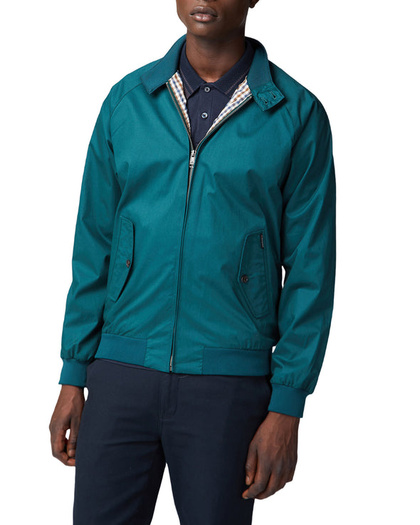 Harrington Jacket - Trekking Green
