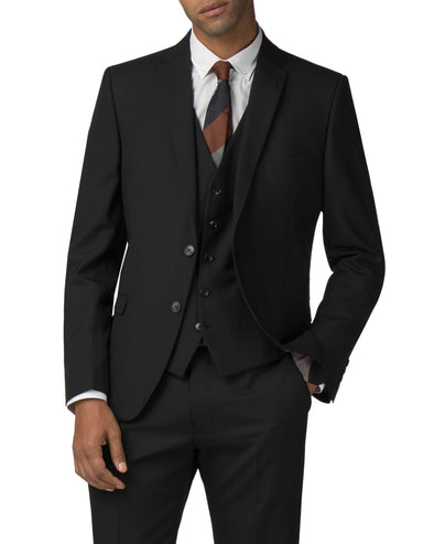 Tonic Camden Fit Suit Jacket - Black
