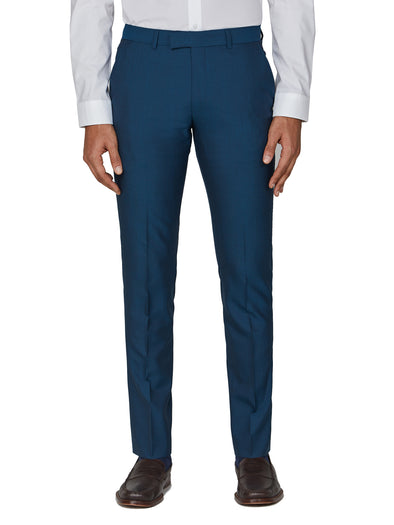 Tonic Camden Fit Suit Trouser - Blue