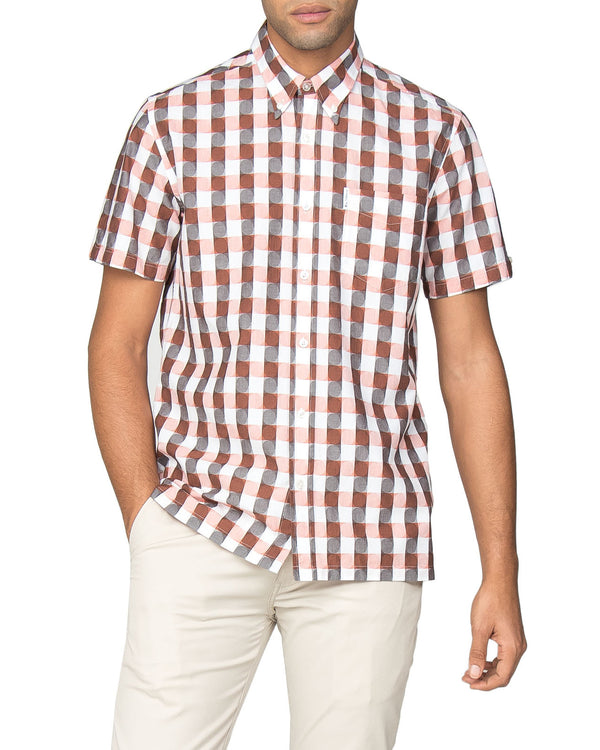 ccd162dce Short-Sleeve Archive Groton Shirt - Orange