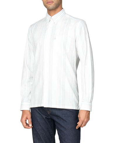 Long-Sleeve Archive Hanover Shirt - Blue