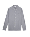 Long-Sleeve Archive Modernist Shirt - Navy Blazer