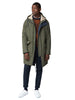 Fishtail Parka - Dark Green