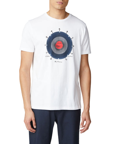 Equipment Target Tee - White