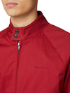 Signature Harrington Jacket - Red
