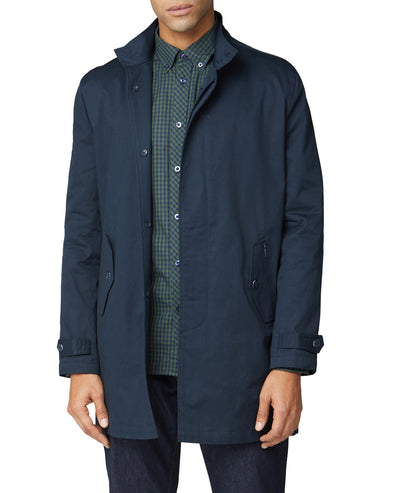 Harrimac Mod-Fit Jacket - Dark Navy