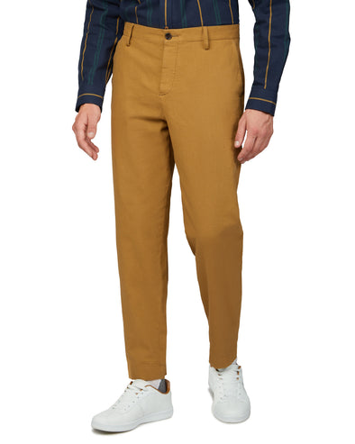 Canvas Trouser - Gold