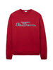 Signature Logo Sweatshirt - Red