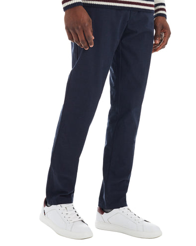 Cotton Dress Pant - Blue Depths