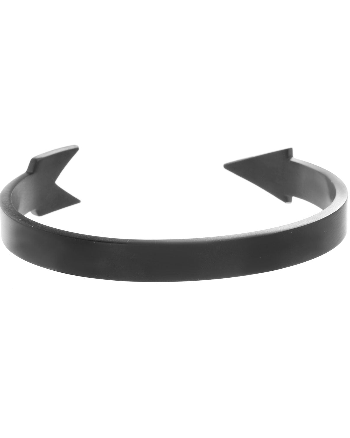 Arrow Design Cuff Bangle