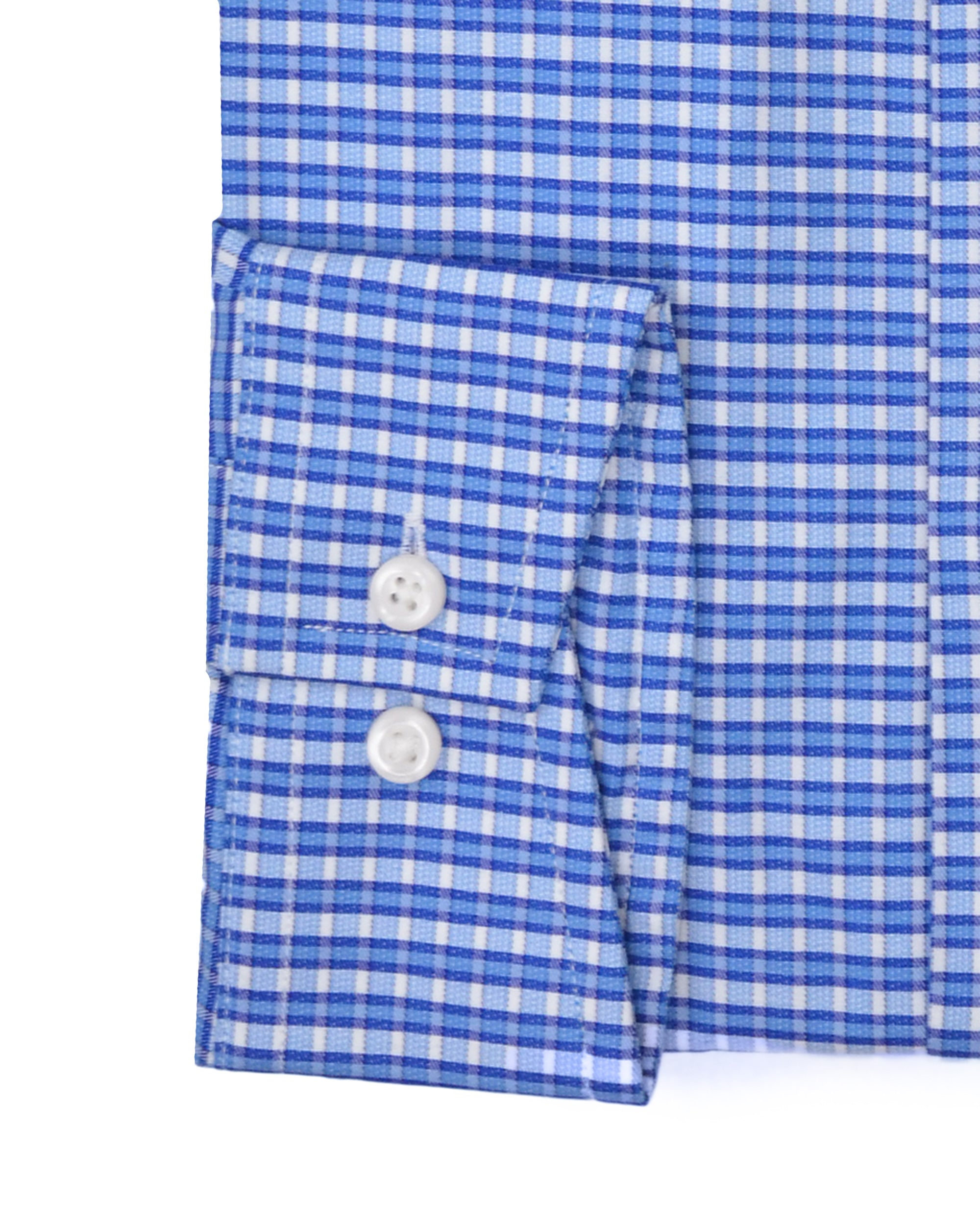 01479f541d77 Stretch Multi Twill Check Slim-Fit Dress Shirt – Ben Sherman