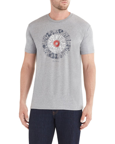 Elements Graphic T-Shirt - Dark Heather Grey