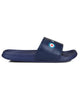 Logo Slip-On Pool Slide - Navy