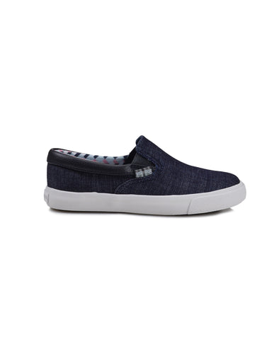 Boys' Jayme Slip-On Sneaker - Denim