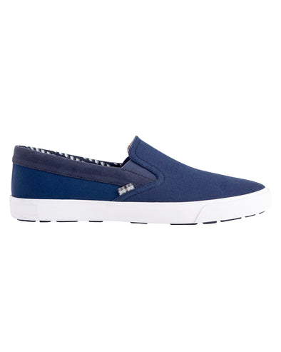 Pete Slip-On Sneaker - Navy