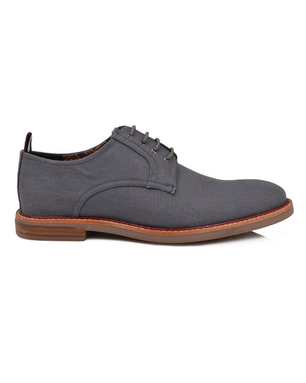 a5c4e27ef9a Birk Plain-Toe Derby - Charcoal
