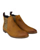 Gabe Leather Chelsea Boot - Tan