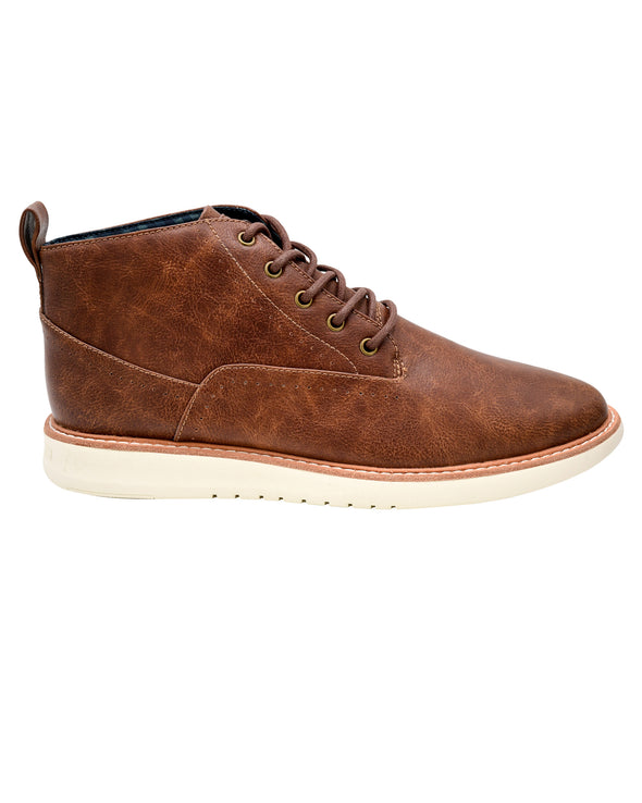 Nu Casual Chukka Boot - Brown