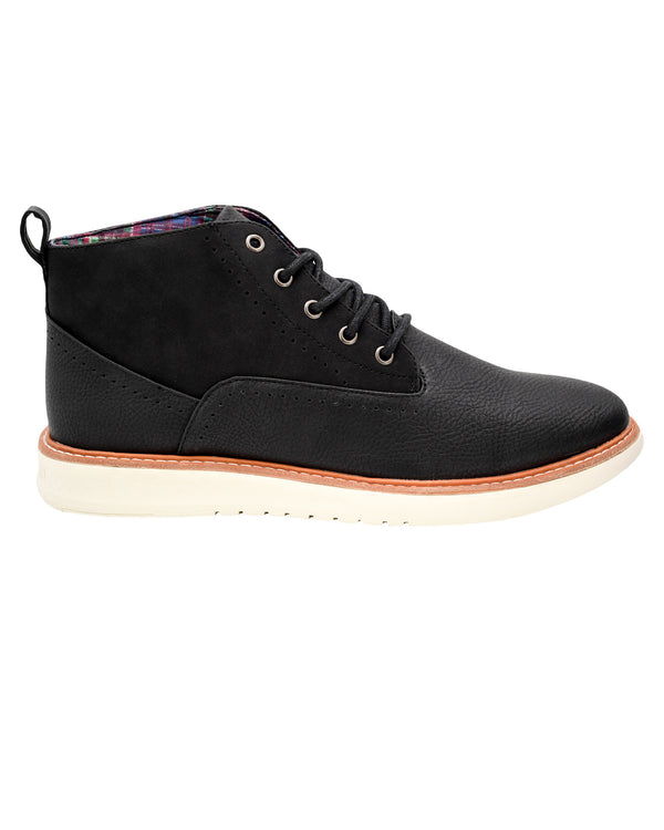 Ben Sherman Mens Gents Modern Chukka Boots Shoes Footwear Laces Fastened