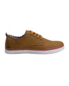 Bulldog Derby Plain Toe Shoe - Tan