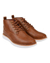 Omega Casual Chukka Boot - Tan