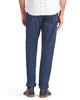5-Pocket Sateen Pant - Navy