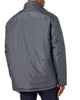 Men's Utility Parka with Hooded Bib - Carbon