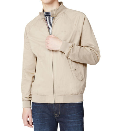 Harrington Jacket - Putty