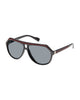 Ben Eco-Green Men's Sunglasses - Graphite/Grey