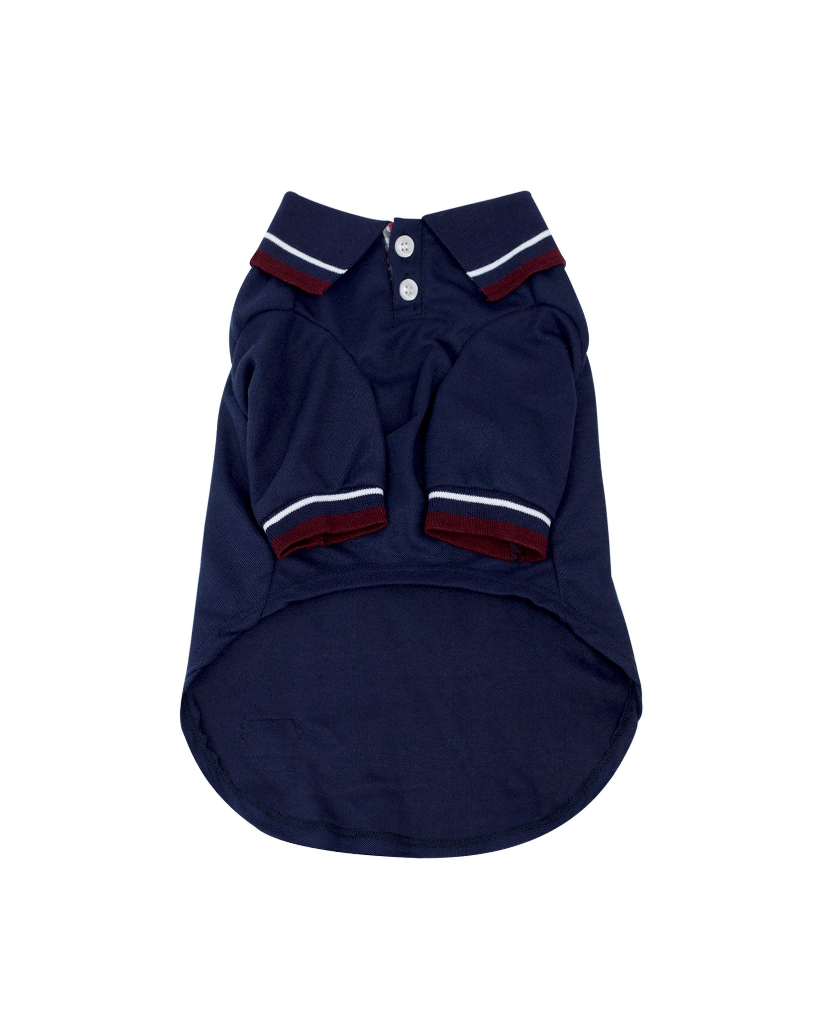 Dog Polo Shirt - Navy