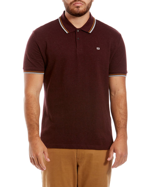 Romford Polo Shirt - Port