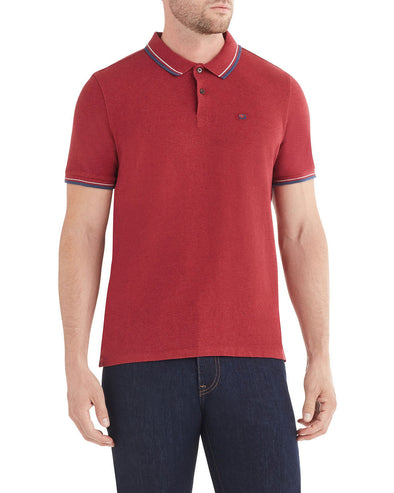 Romford Polo Shirt - Red