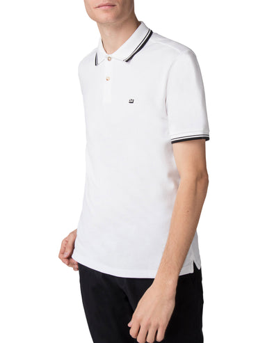 Romford Polo Shirt - Bright White
