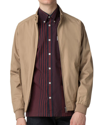 Harrington Jacket - Sand