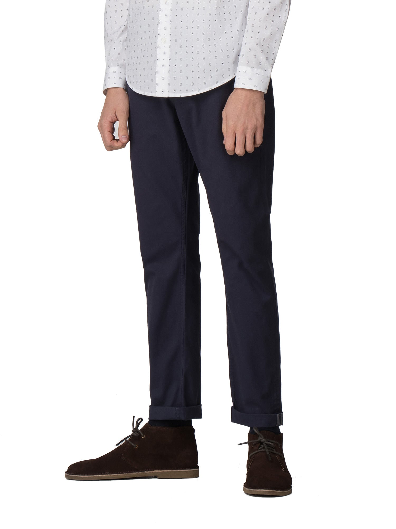 Core Slim Stretch Chino Pant - Dark Navy