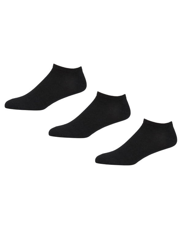 Barbaro Men's 3-Pack Socks - Black
