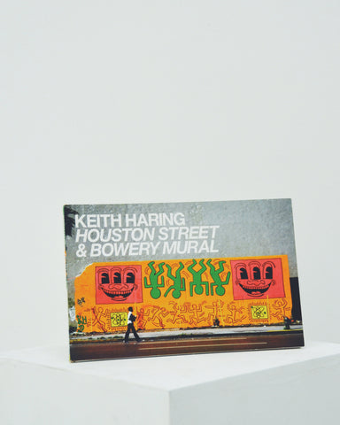 Keith Haring: Houston Street and Bowery Mural