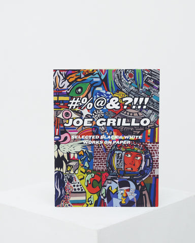 Joe Grillo: #%@&?!!! catalogue