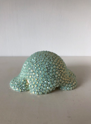 "MoMaCha: Dan Lam ""Empress"" sculpture"