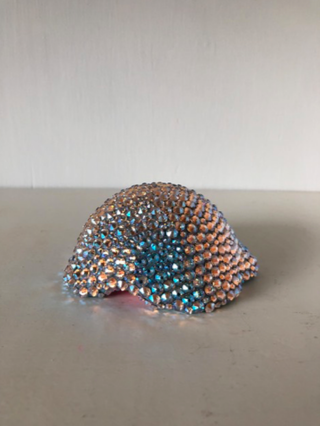 "MoMaCha: Dan Lam ""Cloud Drop"" sculpture"