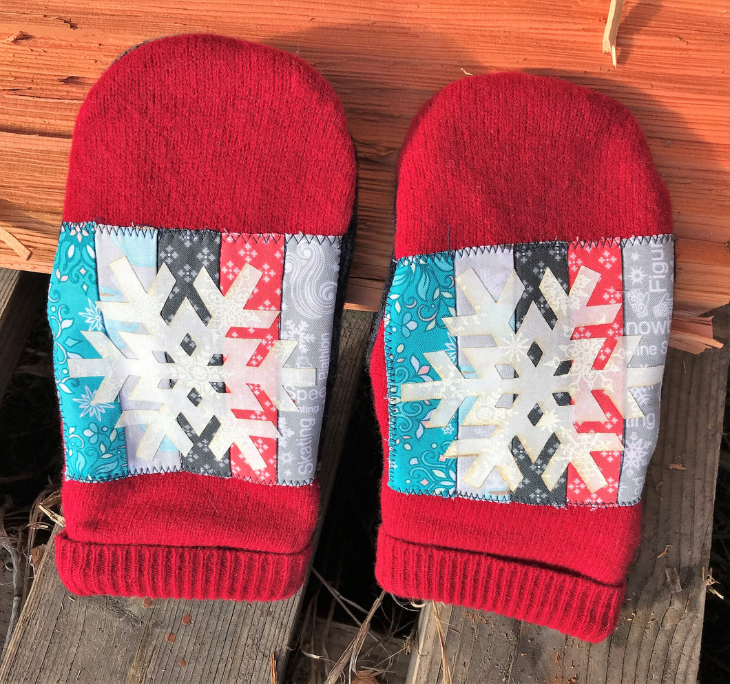 sNOw-MAD MITT - 1010