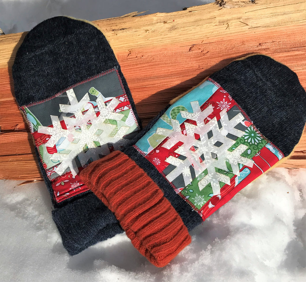 sNOw-MAD MITT - 1036