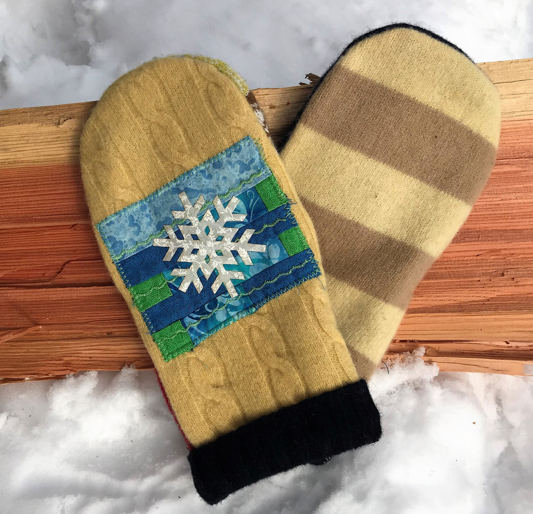 sNOw-MAD MITT - 1018