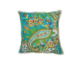 Katha Work Cushion Cover - Single Piece